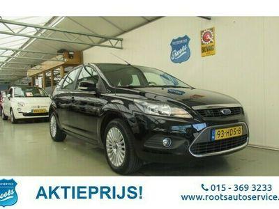 tweedehands Ford Focus 1.8 Titanium Flexi Fuel *DEALER-ONDERHOUDEN*NAVI*AC*