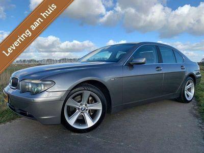 tweedehands BMW 745 745 i Executive Oh Historie - Breedset - Leder - Ze