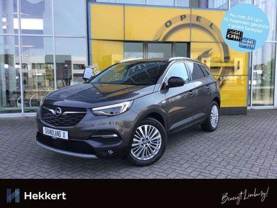 tweedehands Opel Grandland X 1.2 Turbo 130pk S&S Innovation