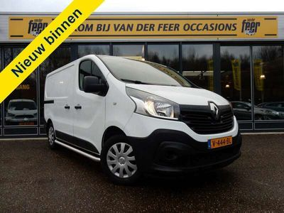 tweedehands Renault Trafic 1.6 dCi T27 L1H1 Luxe Energy EX.BTW Lease v.a: 254