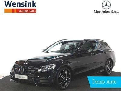 tweedehands Mercedes C180 Estate Business Solution AMG NIGHT | Dodehoekassis