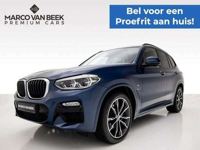 tweedehands BMW X3 xDrive30i High Executive M-Sport Nw. Prijs €88.429