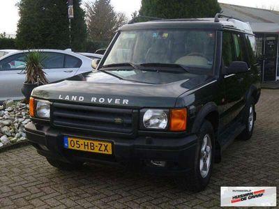 tweedehands Land Rover Discovery TD5 XS 2001 Handgeschakeld Geel Kenteken