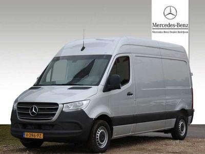 tweedehands Mercedes Sprinter 314 CDI L2H2 Automaat Airco MBUX Apple Carplay & A