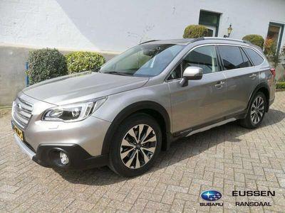 tweedehands Subaru Outback 2.5i Premium/Trekhaak/1 Jaar Garantie