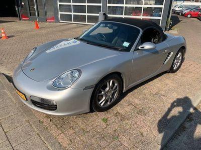 tweedehands Porsche Boxster 2.7 Cabriolet/Lederen bekleding/Clima/Stoelverwarming
