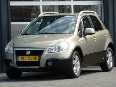 tweedehands Fiat Sedici 1.6-16V Emotion Airco Parkeersensoren