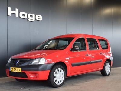 tweedehands Dacia Logan MCV 1.4 Ambiance Trekhaak All in Prijs Inruil Moge