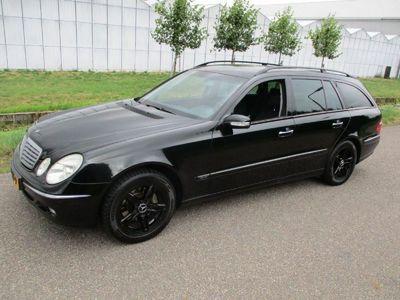 tweedehands Mercedes 320 E-klasse CombiCDI Classic