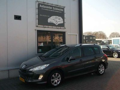 tweedehands Peugeot 308 SW 1.6 VTi XS pano clima cruise automaat pdc voor