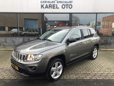 tweedehands Jeep Compass 2.0 70TH ANNIVERSARY 2WD