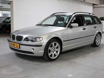 tweedehands BMW 316 316 Touring i Black&Silver II LPG-G3