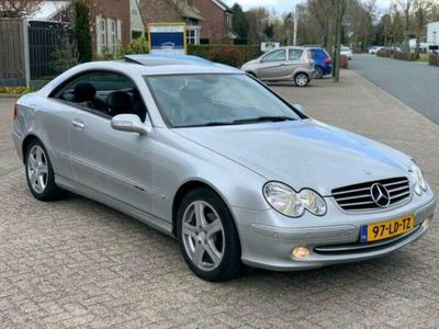 tweedehands Mercedes CLK200 200 K. Avantgarde