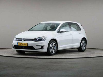 tweedehands VW Golf e-Golf, Automaat, ACC, € 17.400