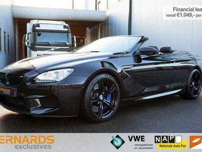 tweedehands BMW M6 Cabriolet *Head-up *Eisenmann *Carbon