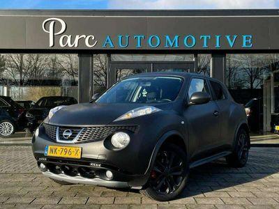 tweedehands Nissan Juke 1.6 DIG-T Acenta,Navi,Cruise, Sport Pack,190 PK!