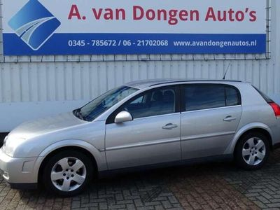 tweedehands Opel Signum 2.2-16V DGI ELEGANCE Automaat,Navi,Cruise