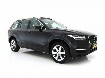 tweedehands Volvo XC90 (INCL-BTW) 2.0 T8 Twin Engine AWD Momentum 7Pers Aut.*VOLLEDER+PANO+LED+NAVI+PDC+ECC+CRUISE*