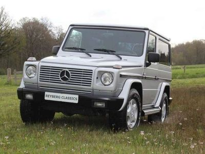 tweedehands Mercedes G320 SWB COLLECTOR / LEASE / YOUNGTIMER
