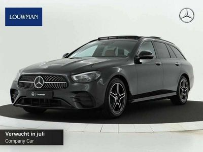 tweedehands Mercedes E200 Business Solution AMG | Plus pakket | Rijassistent