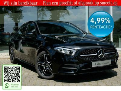 tweedehands Mercedes E250 A-KlassePlug In Hybride Automaat   AMG-Line   Panoramadak  ..