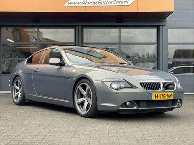 tweedehands BMW 645 645 Ci S Youngtimer *Nieuwstaat*LPG-G3