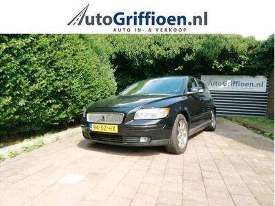 tweedehands Volvo V50 1.8 Edition II deze auto heeft 53dkm meer gelopen!
