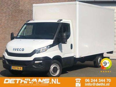 tweedehands Iveco Daily 35S16 Bakwagen + Laadklep Airco / Euro6 20m³