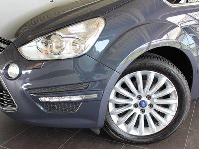 tweedehands Ford S-MAX 1.6 16V Ecoboost 160pk Platinum