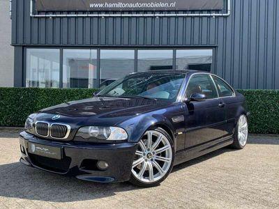 tweedehands BMW M3 3-serie Coupé 343pk Origineel NL Handbak Tracktool