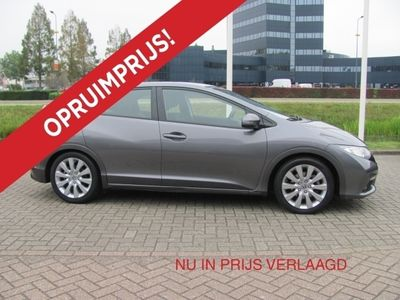 tweedehands Honda Civic 1.4 100pk Sport Navi/Airco/Winterbandenset/Trekhaa