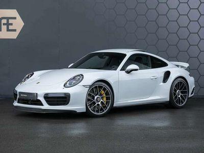 tweedehands Porsche 991 Turbo S 991.2 3.8 Carbon seats + Keramisch + 4-wie