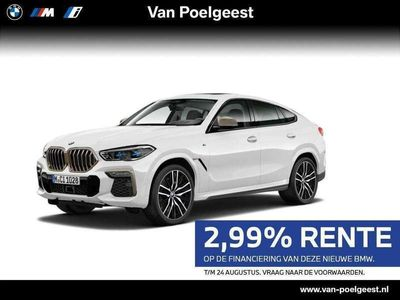 tweedehands BMW X6 M50i High Executive Automaat Driving Assistant Pro