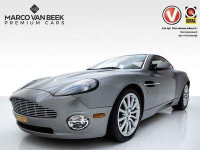 tweedehands Aston Martin Vanquish V125.9 Nw. Prijs FL. 715.000 Topstaat! Technisch 100% Uniek! Geïnteresseerd?