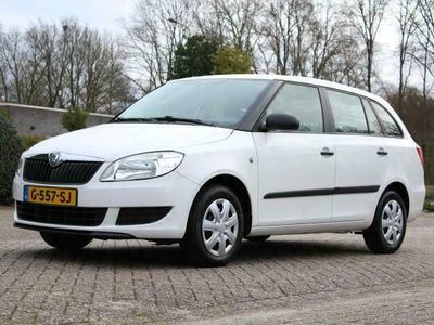 tweedehands Skoda Fabia 1.2 TSI 86pk Ambition