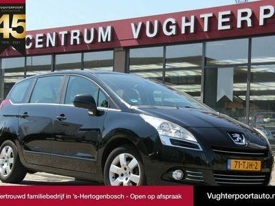 tweedehands Peugeot 5008 1.6 VTi 120pk Premium Leder/Navigatie/Trekhaak