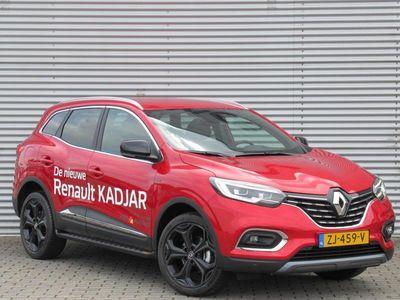 tweedehands Renault Kadjar TCe 160pk Black Edition 19inch | Leer alcantara | LED Verlichting | PDC