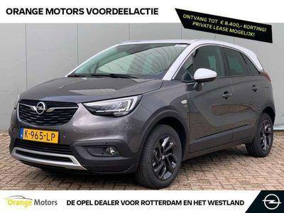 tweedehands Opel Crossland X 1.2 120 Jaar Edition € 4.500,- korting