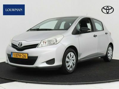 tweedehands Toyota Yaris 1.3 VVT-i Comfort | Airco | Radio | Weinig KM |