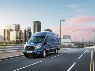 tweedehands Ford Transit Gesloten bestel   350 l2h2 trend 77kW euro6.2 rwd   2.0tdci