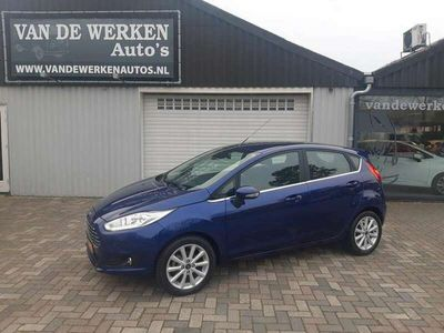 tweedehands Ford Fiesta 1.0 EcoBoost 5drs Titanium Vol Opties! 35dkm Nap!