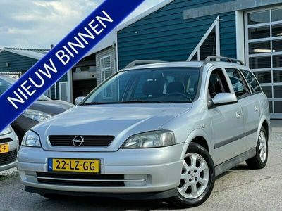 tweedehands Opel Astra Wagon 1.6-16V Njoy   Airco   LMV   APK 25-03-2022