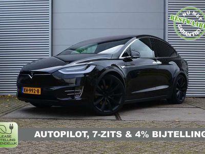 tweedehands Tesla Model X 90D (4x4) 7p. AutoPilot, MARGE