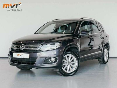 tweedehands VW Tiguan 1.4 TSI Sport&Style / 160pk / Lounge edition / Ach