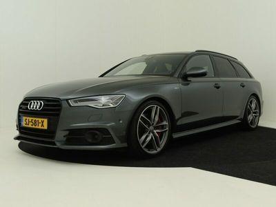 tweedehands Audi A6 Avant 3.0 TDI BiT quattro S Line Competition   Optiek pakket zwart   Nachtzicht assistent   Matrix   Bose   S-sportstoelen incl memory   Head-up   DAB +  