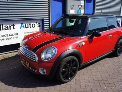 tweedehands Mini Cooper 1.6 Pepper 122pk