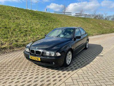 tweedehands BMW 525 i Lifestyle Ed. Org. NL / NAP