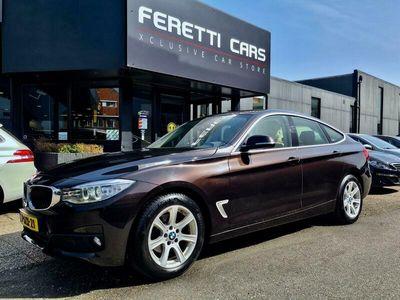 tweedehands BMW 318 3-SERIE GT D AUT8 EXECUTIVE LEDER NAVI LED/XENON LMV PDC