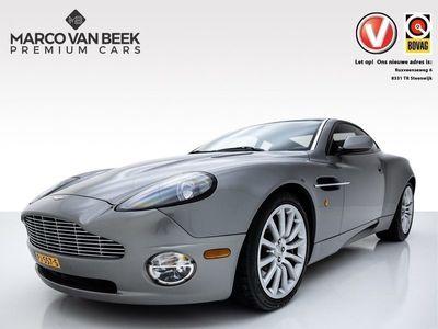 tweedehands Aston Martin Vanquish V12 5.9 Nw. Prijs FL. 715.000 In Top Conditie Technisch 100% Uniek!