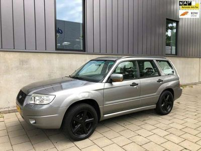 tweedehands Subaru Forester 2.0 X Comfort Pack 4WD Airco Cruise Nap